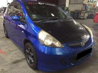 16/11/2018-19/11/2018 HONDA FIT $180 (P PLATE WELCOME)
