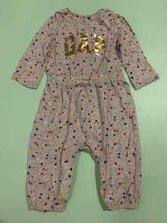 Preloved GAP Baby girl sz 3-6m
