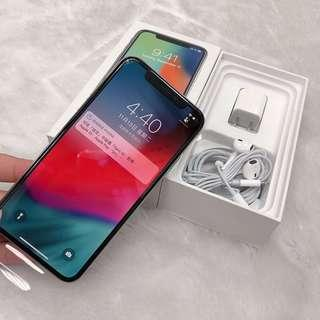 iPhone X 256g good condition and warranty 2019/2/2