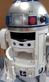 STAR WARS 星際大戰 Home Star R2D2 EX 星空投影機器人。日本帶回。出清收藏價2500。