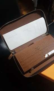 Louis Vuitton Passbook/Checkbook wallet