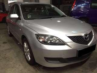 16/11/2018-19/11/2018  MAZDA 3 HATCHBACK $195 (P PLATE WELCOME)