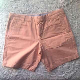 Uniqlo Peach Shorts 64cm