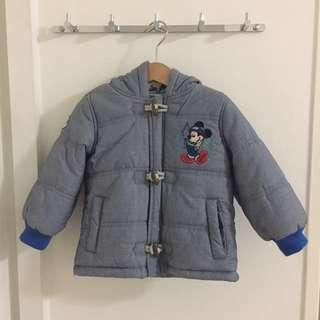 PL Authentic Disney Mickey Winter Jacket