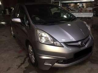 16/11-19/11 HONDA JAZZ 2ND GENERATION $195 (P PLATE WELCOME)
