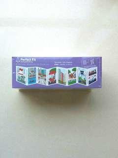 屏風拼圖 jigsaw puzzle 40x8 pcs