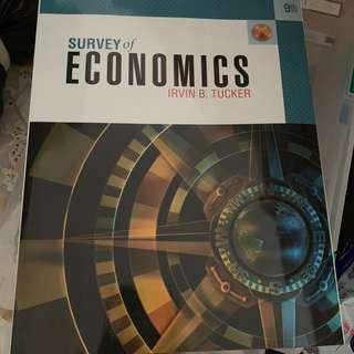 Economics, Communication & English textbook