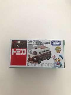 Tomica Disney Motor 2014 Valentine's Day special edition