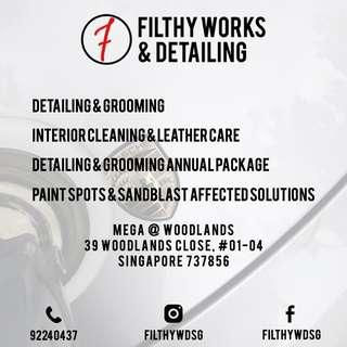 Car Polishing & Detailing