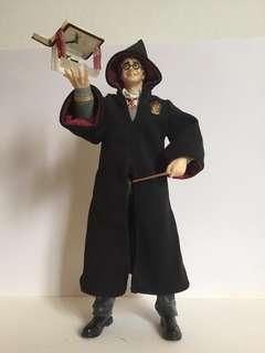 Harry Potter Doll Figure Deluxe Magic Power