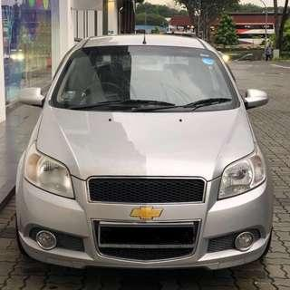 Chevrolet AVEO 1.4 Private-Hire / GrabHitch / Personal Usage Welcome! Pm now for Promotional Details!