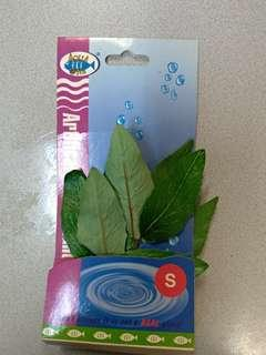 Aquarium Plastic plant  水族 膠水草 S ~