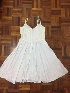 Cotton On White Dress (included pos)