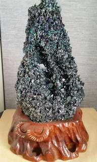 Berthierite Mineral 七彩矿石
