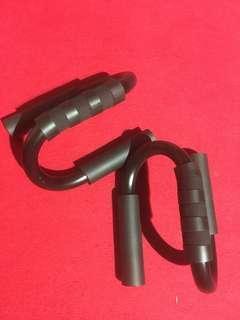 🚚 健身器材 扶地挺身器 支撐器 送拉力繩 瘦身 運動 在家健身