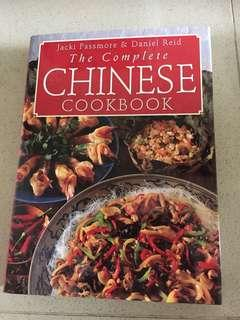 🚚 The complete chinese cook book