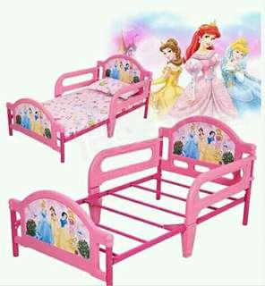 Character Bed Frame With Foam