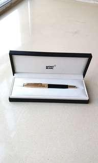 Montblanc Meisterstuck Solitaire Doue Geometric Dimension  Classique Rollerball