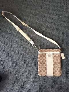 GENUINE Coach Crossbody Bag