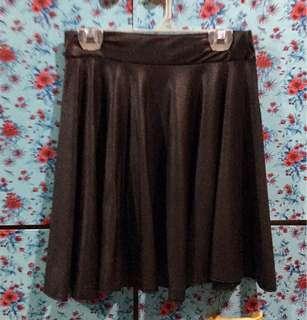 Soft Leather Skirt