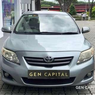 Toyota ALTIS Private-Hire / GrabHitch / Personal Usage Welcome! Pm now for Promotional Details!