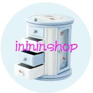 Hello Kitty Lab 35th project x Kose 限量版 limited Box 首飾箱 市面罕見 全新未開封