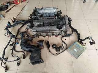 Top set 4g92 DOCH TWINCAM