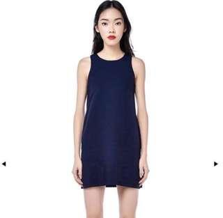 TEM Cleone Back Strap Shift Dress