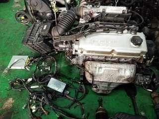 Engine buka dari halfcut 4g15.4g92.4g93