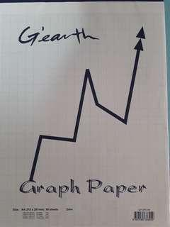 G'earth Graph Paper 2mm