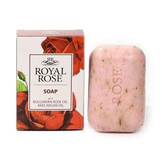 🌹現貨🌹保加利亞Biofresh皇家玫瑰香皂 (100g) (Natural cosmetic soap with Bulgarian rose oil Royal Rose Biofresh)