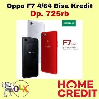 Kredit Oppo F7 4/64