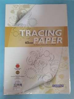 Tracing Paper A4 10 sheets