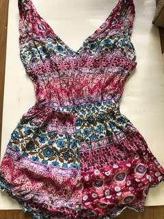 Cute little play suit