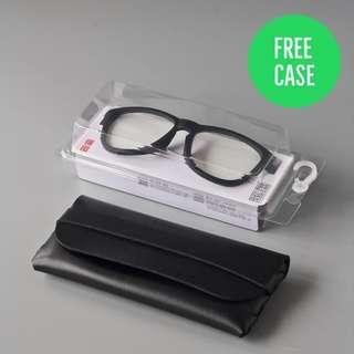 Uniqlo Sports Clear Sunglasses