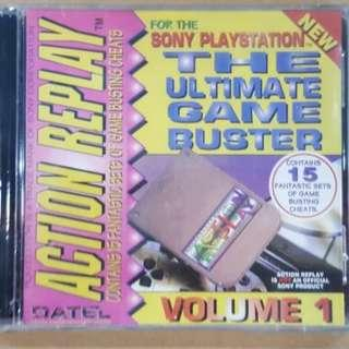 ACTION REPLAY VOLUME 1
