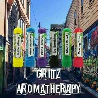 (INSTOCK AVAIL) Authentic Gritz Aromatherapy Inhaler Natural Herbs (MIN 3 PCS) PO