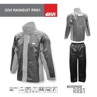 GIVI RAINSUIT RR01