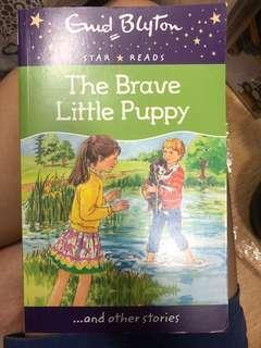 Enid blyton- Brave little puppy