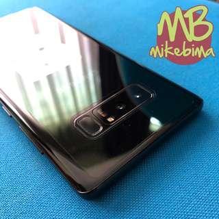 Samsung Galaxy Note 8 Resmi + Asuransi MAHAL bs TT iPhone X