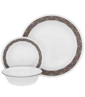 Corelle Livingware 18pcs Dinnerware Set