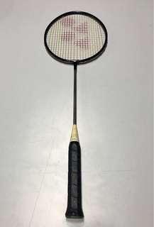 Preowned Yonnex Low Torsion Steel Badminton Racket