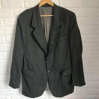 Men's Blazer Coat