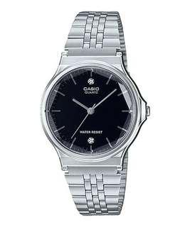 Bn Casio Watch with Diamond MQ-1000D-1A2