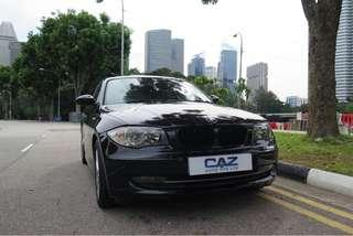 BMW 118i 5-Dr Auto