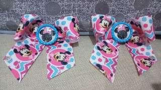Cheerbow clippies