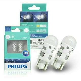 Philips T10 W5W Ultinon LED