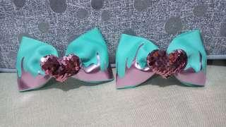 Bow clippies