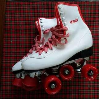 滾軸溜冰鞋