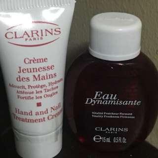 🌱Sale!! Clarins Eau Dynamisante Set.
